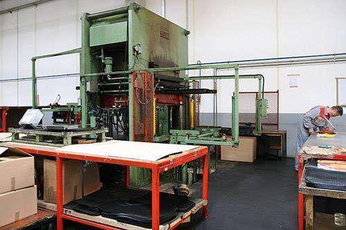 Gledring Gumene Patosnice - Proces Proizvodnje - Slika 2