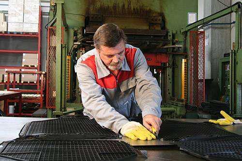 Gledring Gumene Patosnice - Proces Proizvodnje - Slika 7