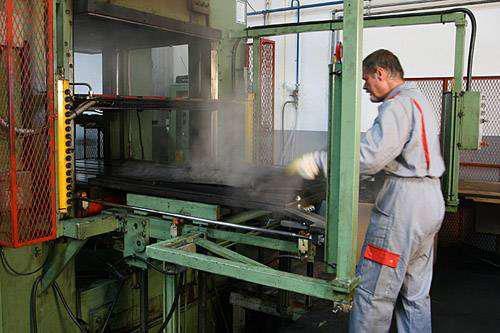 Gledring Gumene Patosnice - Proces Proizvodnje - Slika 9